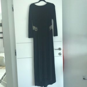 Gorgeous Long Black dress perfect for a gala
